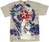 Captain America Reborn T Shirt