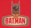 Batman Face T Shirt Sheer