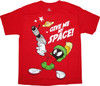 Looney Tunes Space Youth T Shirt