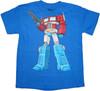 Transformers Optimus Youth T Shirt