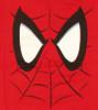 Spiderman Face Juvenile T Shirt
