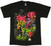 Marvel Battle T Shirt