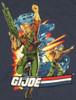 GI Joe Team T Shirt Sheer