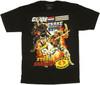 GI Joe Ninjas T Shirt Sheer