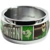 Green Lantern Comic Ring