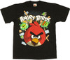 Angry Birds Smash Youth T Shirt