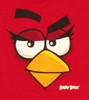 Angry Birds Face Baby Tee