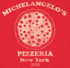 Ninja Turtles Pizzeria T Shirt Sheer