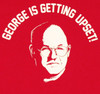 Seinfeld Upset T Shirt