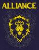 World of Warcraft Alliance Crest T Shirt