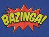 Big Bang Theory Comic Bazinga Hoodie
