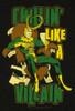 Thor Loki Chillin T Shirt Sheer