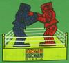 Rock Em Sock Em Robots T Shirt Sheer