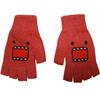Domo Kun Pink Gloves