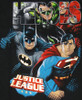 Justice League Heroes Youth T Shirt