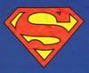 Superman Long Sleeve T Shirt