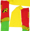 Robin Caped Socks