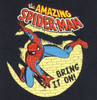 Spiderman Bring It On Juvenile T Shirt