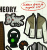 Big Bang Theory Sheldon Magnet Set