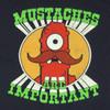 Yo Gabba Gabba Mustaches Important T Shirt