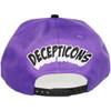 Transformers Decepticon Megatron Action Logo Hat