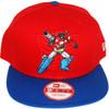Transformers Autobot Optimus Action Logo Hat