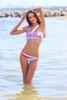 Coca-Cola Bandeau Low Rise Bikini Swimsuit