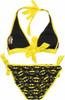Batman Logos Halter Soft Tie Bikini Swimsuit