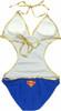 Superman Triangle Monokini Swimsuit