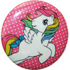 My Little Pony Rainbow Pony Button