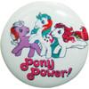 My Little Pony Pony Power Button