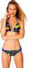 Batman Collage Triangle Hipster Bikini Swimsuit