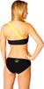 Batman Reversible One Shoulder Low Rise Bikini Swimsuit
