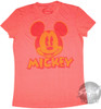 Mickey Mouse Name Baby Tee