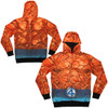 Fantastic Four Thing Sublimated Costume Hoodie