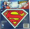 Superman Logo Vinyl Decal Sticker
