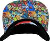 Pokemon Poke Ball Group Visor Hat