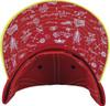 Big Bang Theory Bazinga Red Yellow Hat