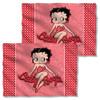 Betty Boop Paisley & Polka Dots FB Pillow Case