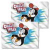 Chilly Willy FB Pillow Case