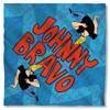 Johnny Bravo Logo Repeat Bandana