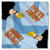 Johnny Bravo Logo Bandana