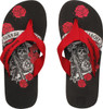 Sons of Anarchy Roses Ladies Sandals