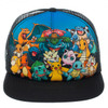 Pokemon Large Group Trucker Hat