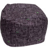 Star Trek Borg Cube Bean Bag Cover