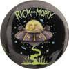 Rick and Morty Spaceship Button