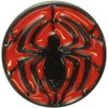 Spiderman Circle Spider Logo Pin