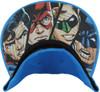 Justice League Sublimated Characters Flex Hat