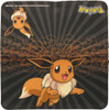 Pokemon Eevee Ray Burst Snap Clutch Wallet