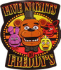 Five Nights at Freddy's Group Heads Sticker